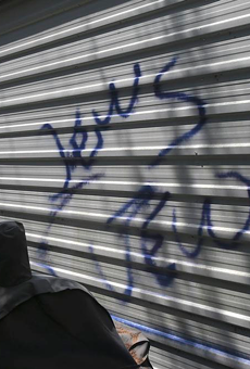 Jewish Community Hit With More Anti-Semitic Vandalism