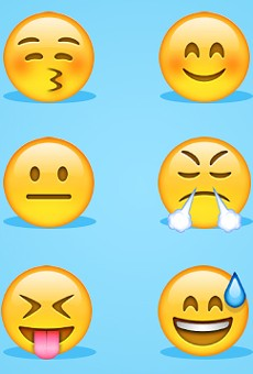 What Emoji Do Texans Use The Most?