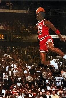Michael Jordan's profits are soaring like the '88 Dunk Contest