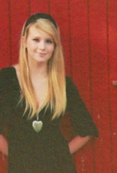 The body of Julie Mott, 25, was stolen from a San Antonio funeral home on August 15.