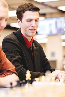 Seek a bit of friendly competition by joining the St. Mary's University Chess Club.
