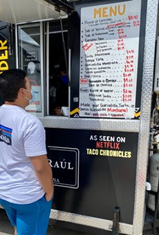 Whether cradling seitan or shawarma, San Antonio food trucks excel at filling flatbreads