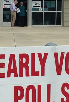Texas Supreme Court pitches out Republicans' request to delay early voting in the state
