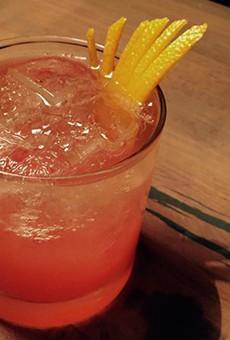 "The ""Pecha Punch,"" official cocktail of PechaKucha San Antonio."