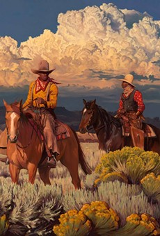 Briscoe Museum celebrates the history of Black cowboys with latest addition to its collection