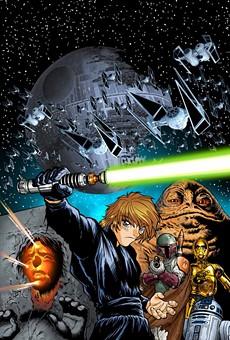 """Return of the Jedi Manga 1"""