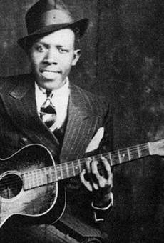 "Robert Johnson, ""King of the Delta Blues"""