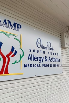 San Antonio allergy center tests blood clotting drug that could mitigate COVID-19's lethal impacts