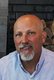 Chip Roy is running against Wendy Davis to represent Texas' 21st Congressional District.