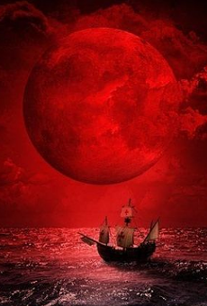 From the movie poster for Four Blood Moons