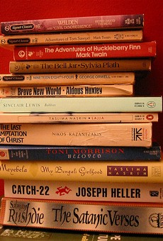 15 books were challenged or banned in Texas during the 2014-2015 school year.