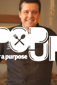 The first round of pop-up for a purpose will feature Modern Asian fare.