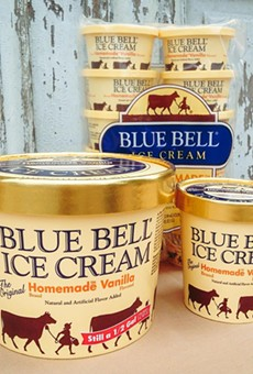 Blue Bell is still not available in San Antonio.