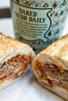 San Antonio has more sandwiches.