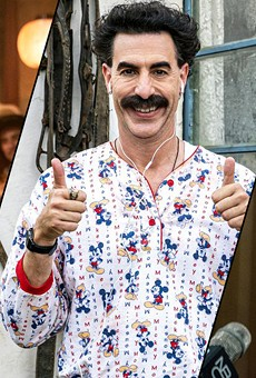 Cinematic Spillover: Short reviews of Borat Subsequent Moviefilm, Rebecca and more