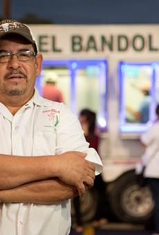 Regino Soriano is one of the plaintiffs in a case challenging San Antonio's food truck laws.
