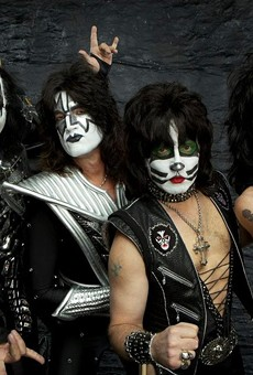 KISS will open its newest Rock & Brews chain in the renovated AT&T Center