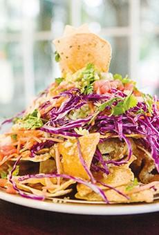 Yep, the nachos still hit the spot.