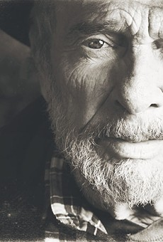 Merle Haggard is at Floore's on Friday.