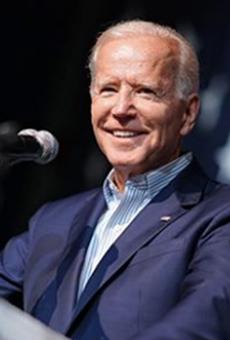 Joe Biden defeats Donald Trump for the presidency