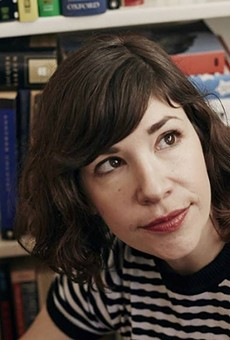 Perfect woman in every way Carrie Brownstein.