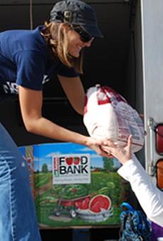San Antonio Food Bank Needs Turkeys for Holiday Meals