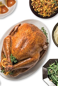 Why cook on Thanksgiving?
