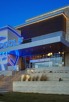 Top Off The Season At Topgolf