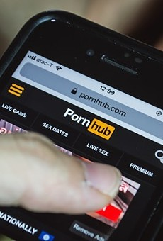 Texas was among a handful (sorry, not sorry) of states that watched more porn on Election Night