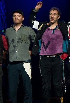Coldplay say goodbye with Head Full of Dreams