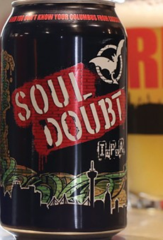 Hoppy and drinkable, Soul Doubt IPA from Freetail Brewing is one of our favorite beers of the year.