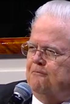 As he recovers from COVID-19, San Antonio evangelist John Hagee says Jesus is the vaccine