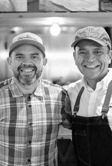 Baking brothers David and José Cáceres were honored in the Tiptree World Bread Awards.