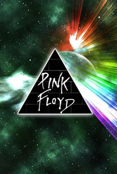 Paramount's Pink Floyd Laser Spectacular Returns From the Dark Side of the Moon