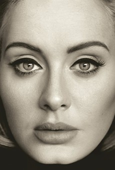 Adele, whose Nov. 20 released album 25 was the highest selling record of 2015