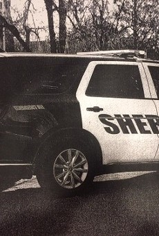 Gov. Greg Abbott said through a spokesman that he supports the crosses on Brewster County Sheriff's vehicles.