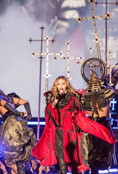 Welcome to the Church of Madonna
