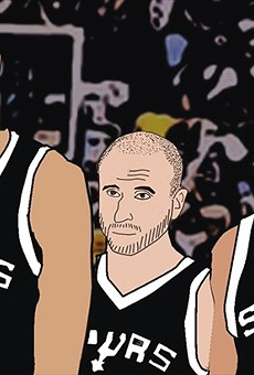 10 Questions With the Creator of Spurs Special Forces