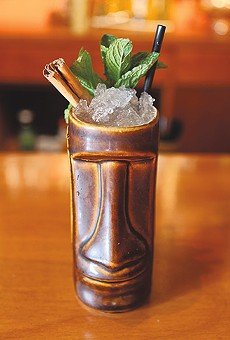5 Cocktails We Weren't Drinking (for the Most Part) Before the SACC