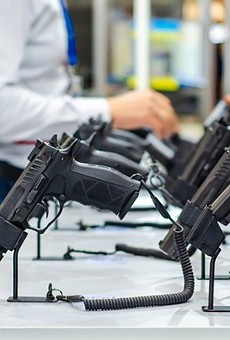 Texas gun sales reach record high this year amid pandemic and social unrest