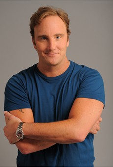 This is Jay Mohr.