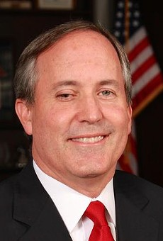 Texas Attorney General Ken Paxton said that daily fantasy sports leagues are illegal in Texas.
