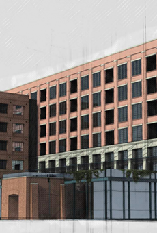 The Elmira Apartments is a 7-story apartment building planned for 1126 E. Elmira St.