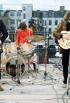 One of the most famous moments from Beatles' history