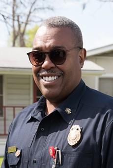 San Antonio Fire Chief Charles Hood