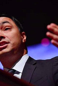 Democratic U.S. Rep. Joaquin Castro is competing to chair the House Foreign Affairs Committee.