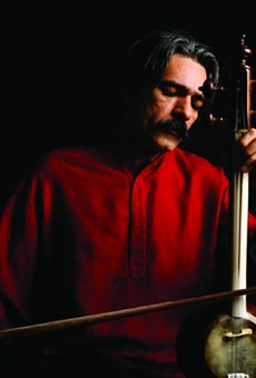 Kayhan Kalhor will be performing at the Empire Theatre.