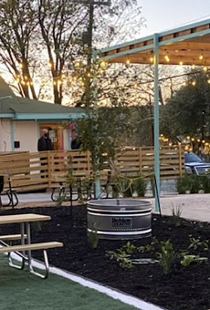 Jeret Peña's Hello Paradise near San Antonio's Pearl complex opens for bar service