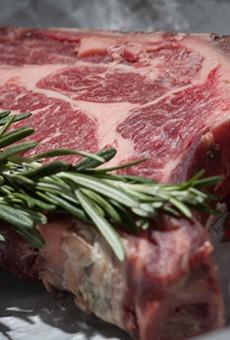 New San Antonio butcher shop holding steak dinner featuring pasture-raised, fresh-cut beef