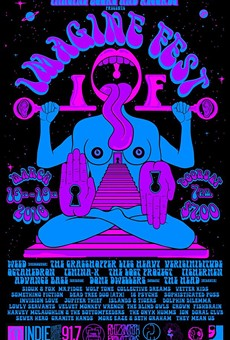 Poster for Imagine Fest
